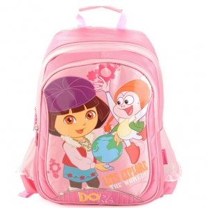 Cute kids school backpack