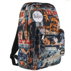 Fashion canvas school bags for grade 5