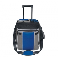 2015 Hot sale high quality wheels cooler bag