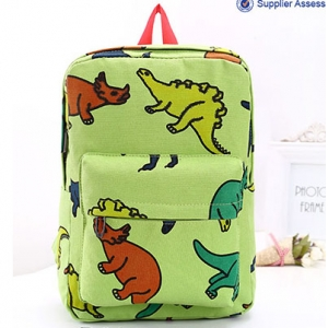 Kids dinosaur backpack