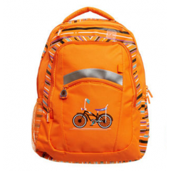 New stylish bikes backpack for children