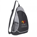 Wholesale cheap triangle Bag or short Sling backpack