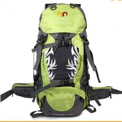 80L hiking and climbing Use hiking backpack