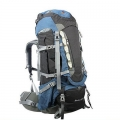 Large capacity hiking backpacks