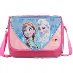 2014 hot sale messenger bag for girl frozen bags