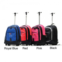 Kids school trolley bags