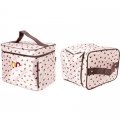 Lady Pink Beautiful Cosmetic Bags