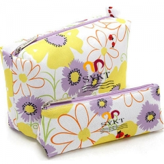 Beatiful polyester makeup bags