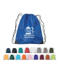 Professional 210D Nylon Durable Drawstring Bags Manufacturers