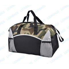 Portable fashion polyester sports travel bag Online